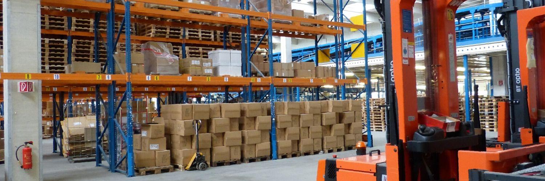 čiščenje industrijskih objektov in skladiščnih prostorov