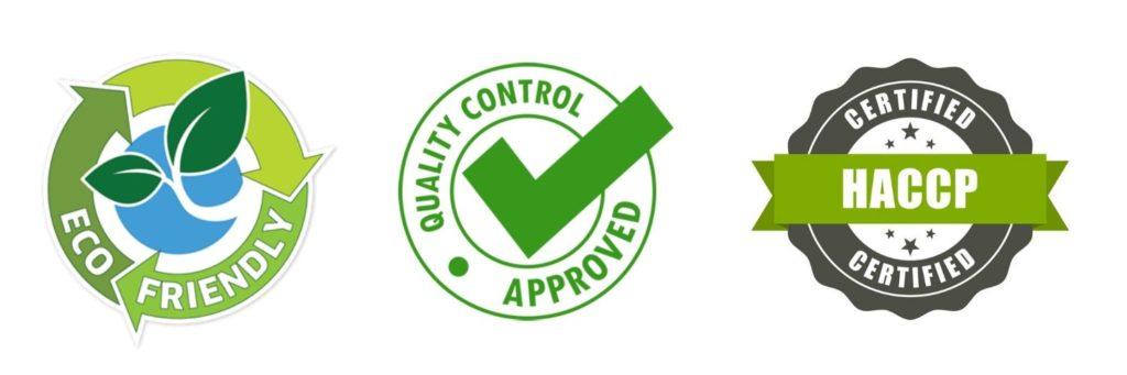 Certifikati kakovosti cistilnega servisa