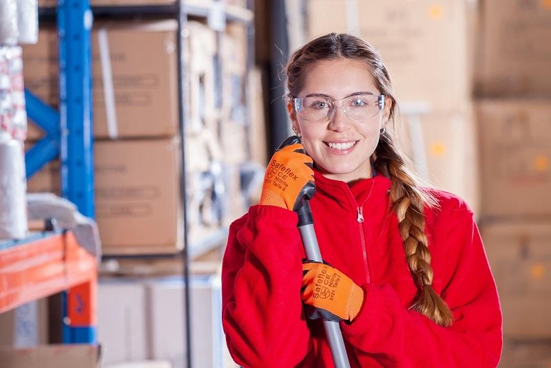 Redno čiščenje industrijskih objektov