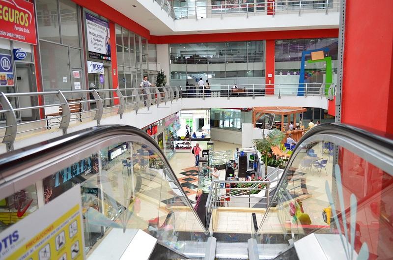 Čiščenje trgovskega centra